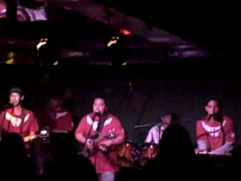 Maoli - Dangerous Woman - Live @ Upcountry Makawao Casanova's 2009 X-mass Jam Sesh Hawaii Maui
