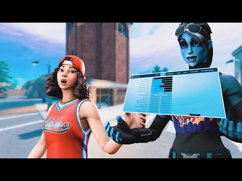 I Used FAZE SWAY'S Fortnite Settings And It TURNED Me Into This