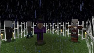 Minecraft Illagers meet