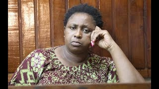 BREAKING NEWS: Aisha Jumwa released on a Sh1 million bond