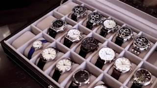 Trouvaille Watches Deluxe Chrono