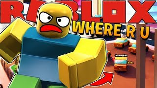 99% OF PEOPLE CAN'T SEE THIS - ROBLOX BLOX HUNT