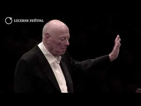 Conductor Bernard Haitink Has Officially Conducted His Last Performance