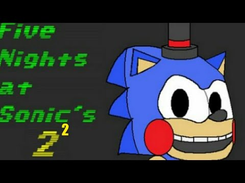 That wasn't supposed to happen! Five nights at sonic's 2