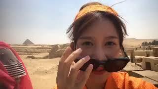 Trải nghiệm cái nóng của sa mạc Sahara 🌞 - Lý Hải Minh Hà