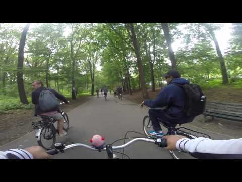 Berlin Bicycle Tour July 2014