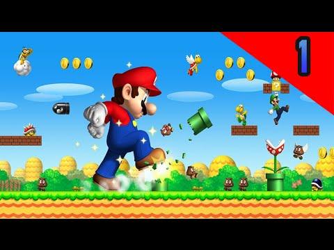 New Super Mario Bros. DS ITA [1] Iniziamo Il Gioco Che Ha Dato Origine Alla Serie New!