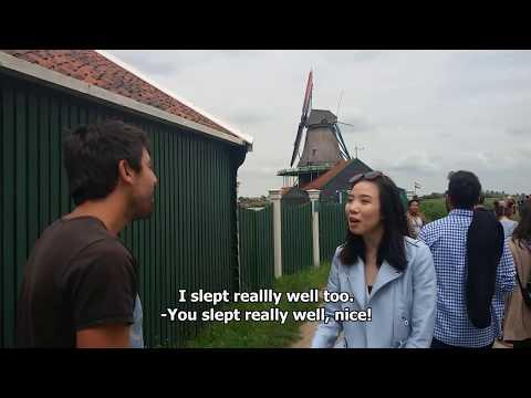 Dutch artist speaks Vietnamese - Nghệ sĩ Hà Lan nói tiếng Việt