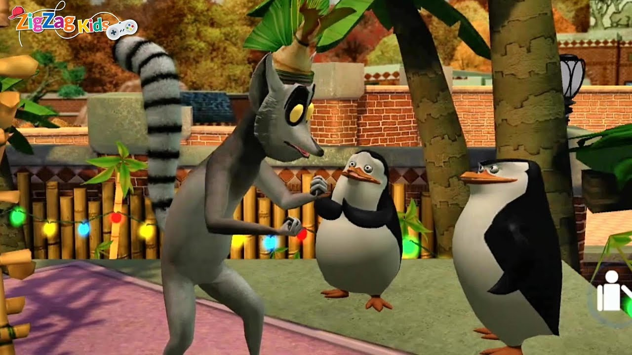 Download The Penguins of Madagascar Dr. Blowhole Returns Again! | Episode 3 | ZigZag Kids HD