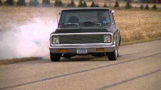 Big Burnout with 450 HP 383 Stroker C10!!