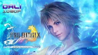 FINAL FANTASY X HD Remaster PC Gameplay 1080p