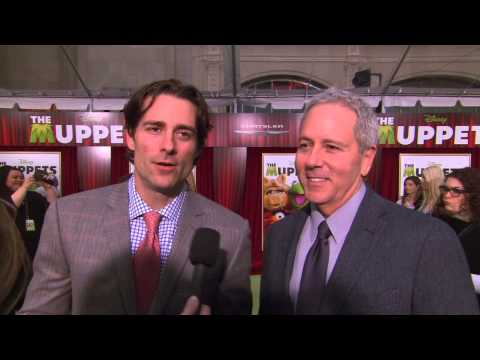 The Muppets: Premiere Interview with Todd Lieberman & David Hoberman
