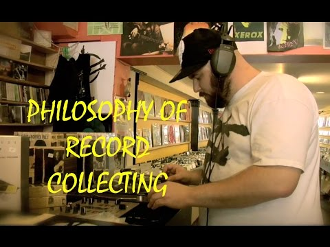 Record Collecting 101 with Damian Abraham of
