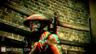 Rage Trailer 3D Anaglph