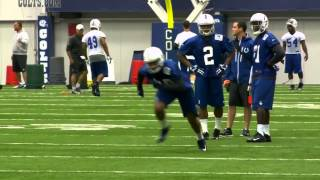 Indianapolis Colts 2014 Season Prep