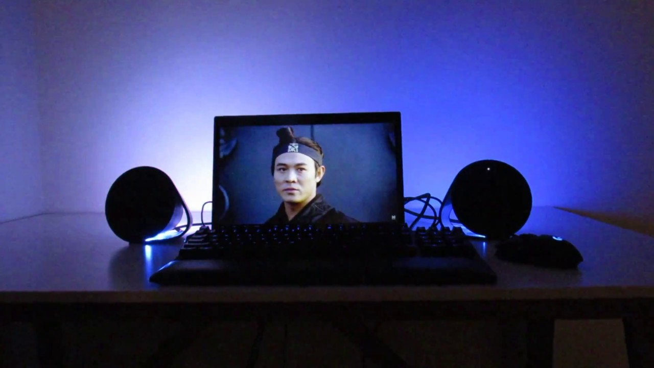 Logitech G560 Lightsync Speaker System review: Are they all flash