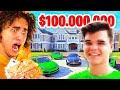Gambar cover 10 Richest YouTubers of 2020 Jelly, MrBeast, Logan Paul, PewDiePie, David Dobrik