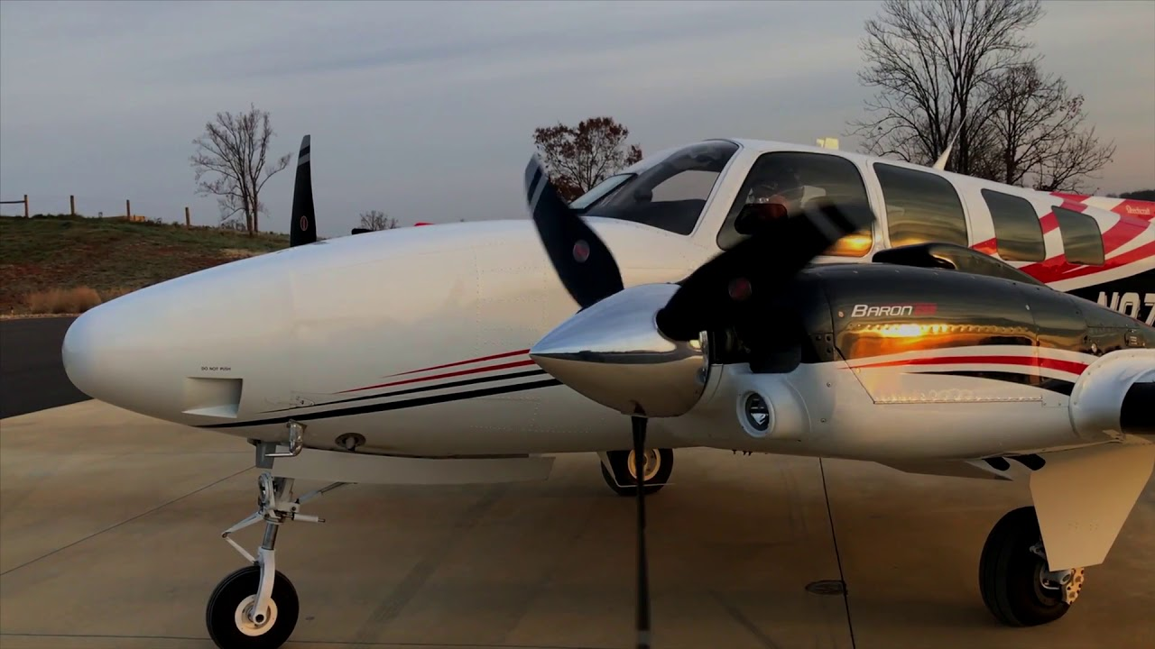 2015 BEECHCRAFT G58 BARON For Sale