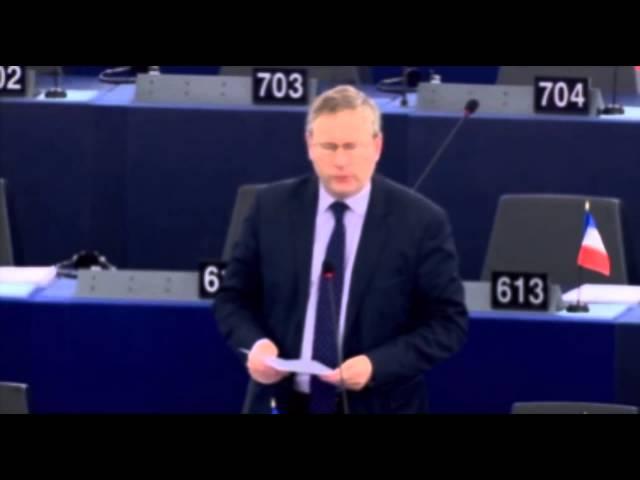 Gilles Lebreton sur le rapport sur la crise migratoire