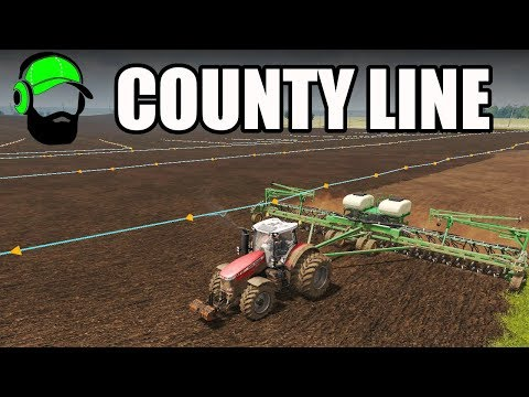 Farming Simulator 17 - County Line - The first days of summer