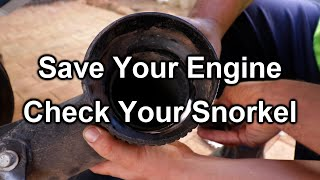 Check Your 4wd's Snorkel