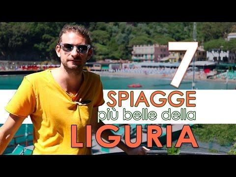 Best 7 beaches in Liguria