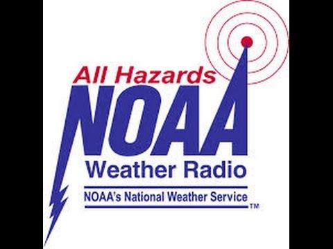 Live NOAA Doppler Radar + National Weather Service Heat Advisory