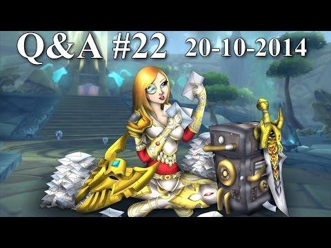 Q&A #22