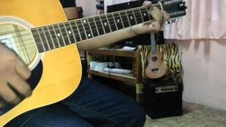 Romancinta Akustik (Low Key) Cover By GeNKKaRaS