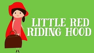 Little Red Riding Hood Gelesen von Anita Harris | Animierte Märchen