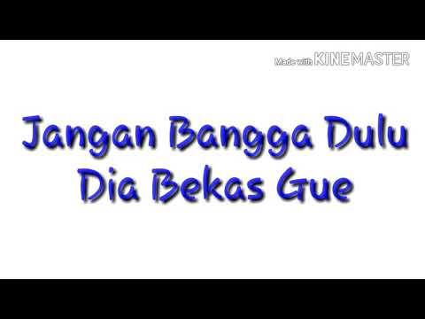 Yourbae Bekas Gue  Official Video)