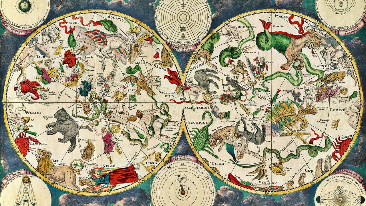 Great Beasts of Legend: Beasts in the Night Sky: The Constellation Myths of  Greece and Rome