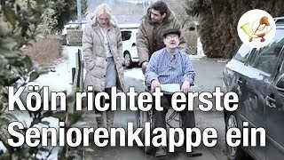 Köln richtet erste Seniorenklappe ein [Postillon24]