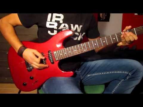 Metallica - The Ecstasy of Gold [Guitar Cover] HD