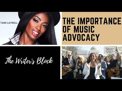 Tami LaTrell On The Importance Of Music Advocacy