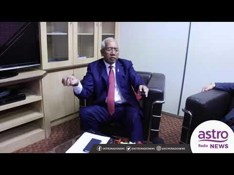 Dato' Seri Mahdzir Khalid On Tackling Negative Problems In Schools