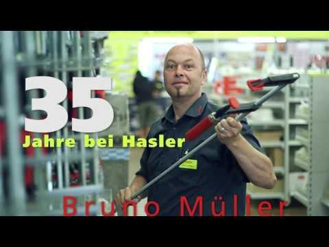 Fachberatung bei der Firma Hasler + Co AG