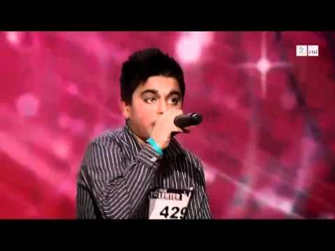 Norske Talenter - Tofan Bashash 2011