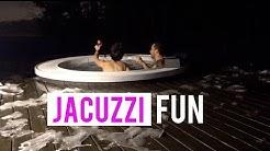 Jacuzzi Fun - Porvoo, Finland [Eurotrip Day 21 of 22]