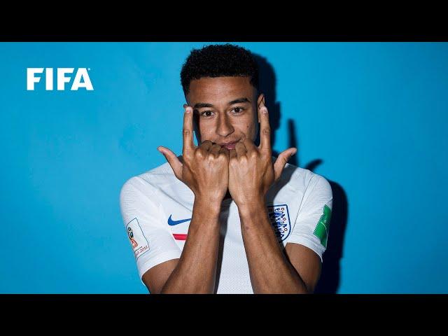 Jesse Lingard Goal vs Panama | 2018 FIFA World Cup