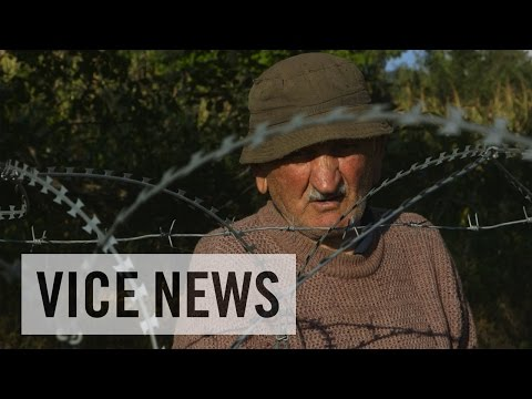 The Russians Are Coming: Georgia's Creeping Occupation