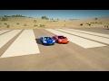 2017 Ford GT vs Lamborghini AVENTADOR DRAG RACE Forza Horizon 3