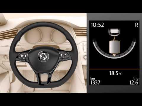 Asistente para remolque en el nuevo Passat de Volkswagen | Engadget en espa�ol