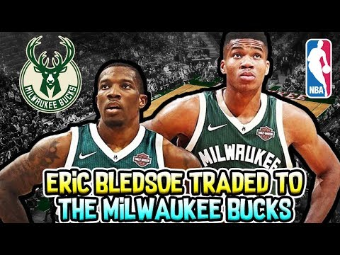 ERIC BLEDSOE TRADED TO THE MILWAUKEE BUCKS! NBA SEASON SIMULATION