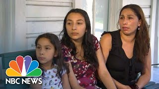Military Vet's Wife Before Deportation: America Is 'Getting Full Of Hate' | NBC News