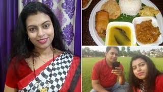 Poila Baisakh Vlog || That's how I Celebrated the First Day of Bengali New Year || makeUbeautiful