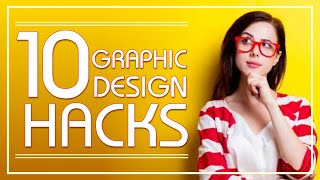 10 Graphic Design Hacks - That Will Make You a Professional Graphics Designer urdu hindi