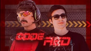 Shroud & DrDisRespect VERSUS 30 other Streamers | Code Red