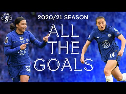 Rockets, Volleys and Nutmegs! | All The goals: Chelsea Women 2020/21