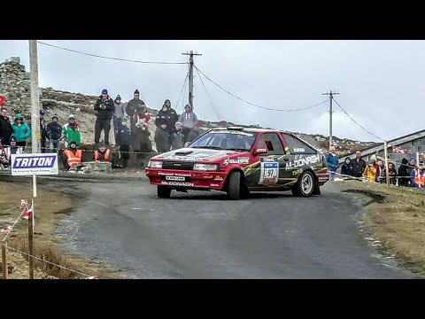 Mayo Stages Rally 2018 (HD)